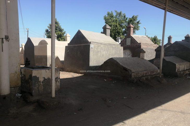 مقابر الغربية