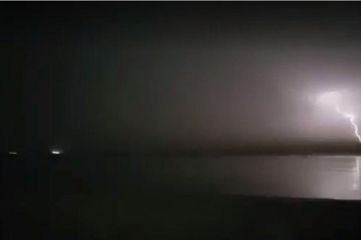 ظواهر غريبة في سماء الإسكندرية
