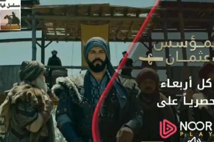 أحداث مسلسل قيامة عثمان حلقة 62