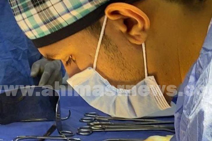 """أول عملية """"فتاق""""نادرة بمستشفى أسيوط العام"""