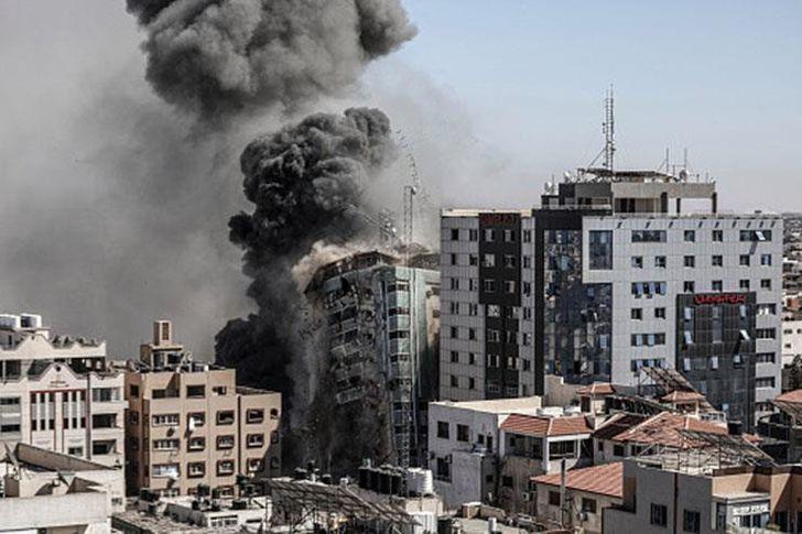 إعادة اعمار غزة