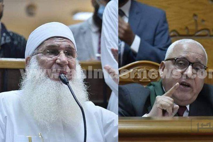 محمد حسين يعقوب في المحكمة