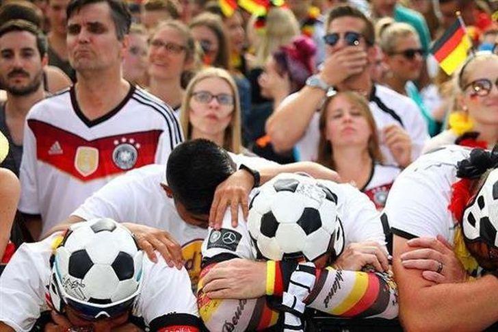جماهير منتخب المانيا