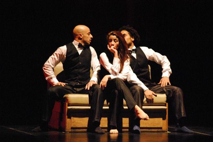 فرقة الرقص المسرحى الحديث