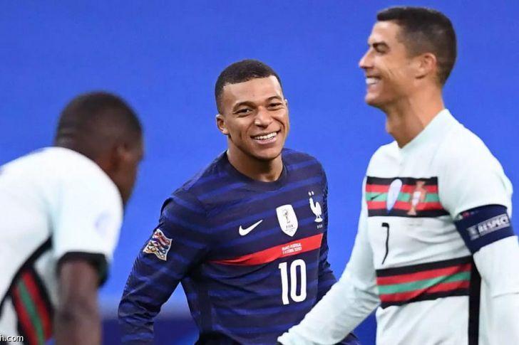 فرنسا والبرتغال
