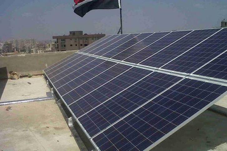 مدرسة الطاقة الشمسية