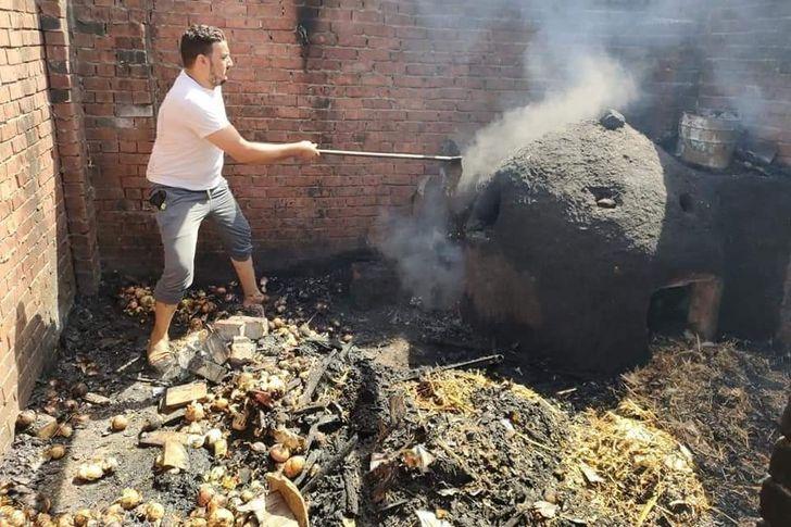 نشوب حريق داخل منزل بسبب فرن بلدي في قنا