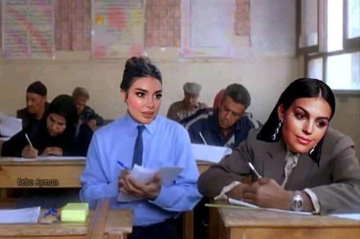 ياسمين صبري وجورجينا