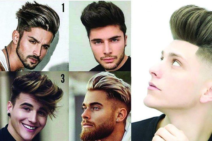 قصات شعر الرجال