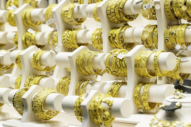 أسعار الذهب في مصر الأربعاء