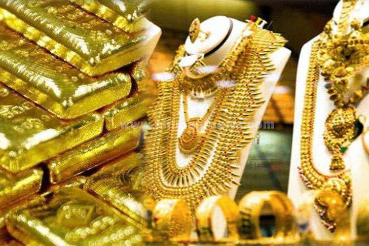 أسعار الذهب في مصر الاثنين