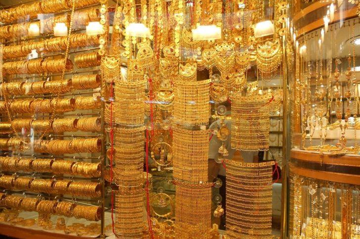 أسعار الذهب في مصر السبت
