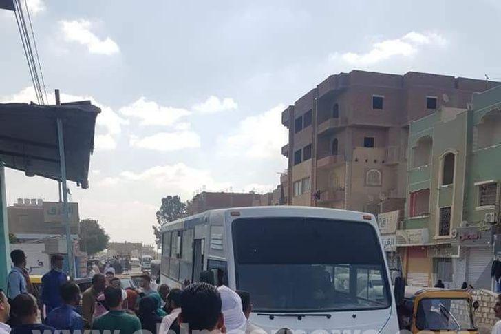 إضراب سائقي سيارات الأجرة