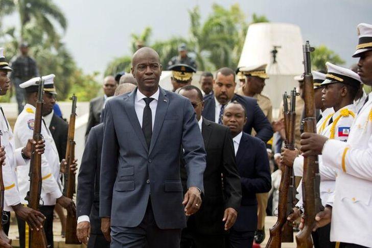 رئيس هايتي