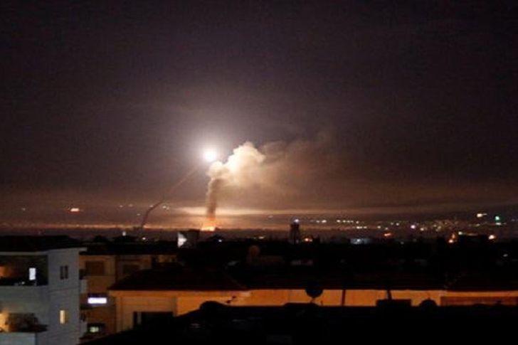 الدفاعات الجوية السورية تتصدى لقصف إسرائيلي على حمص