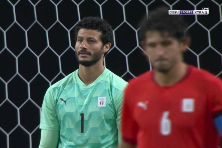مباراة مصر والأرجنتين