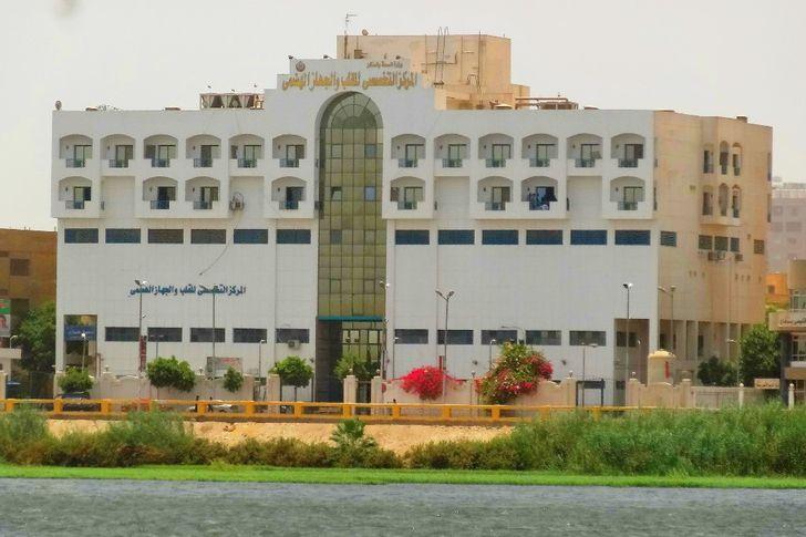 مستشفى القلب في سوهاج