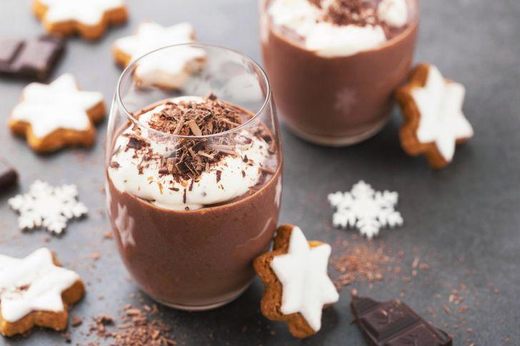 موس الشوكولاتة
