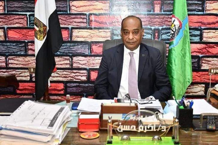 وكيل وزارة التربية والتعليم بمحافظة الفيوم