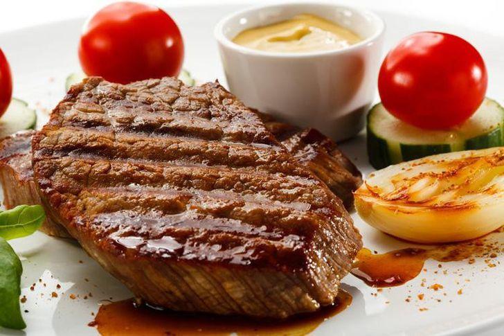 طريقة عمل ستيك اللحم المشوي