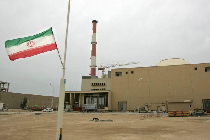 المشروع النووي الايراني
