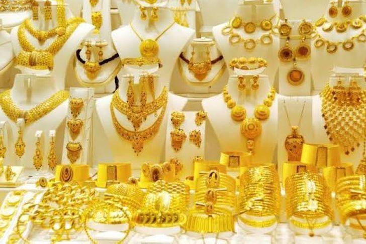 سعر الذهب الخميس 5 اغسطس