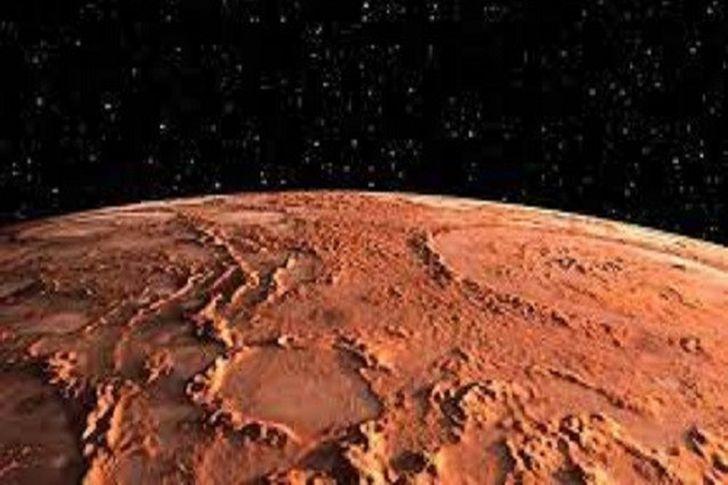 أرض العرب على كوكب المريخ