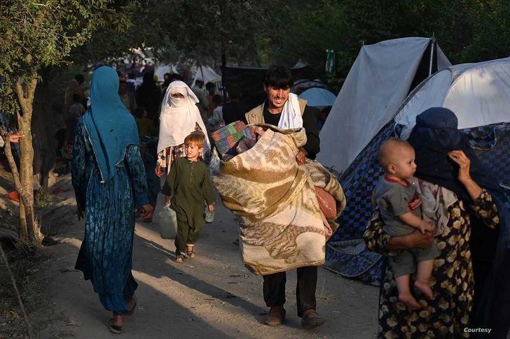 أسر أفغانستان