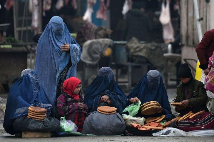 افغانستان نساء
