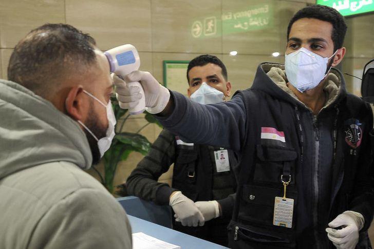 بيان اصابات كورونا اليوم بمصر