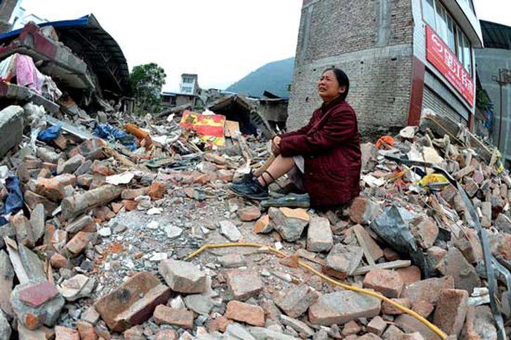 زلزال قوي يضرب إقليم سيشوان بالصين