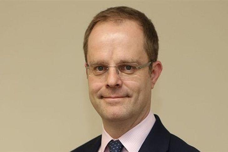 سفير المملكة المتحدة الجديد لدى مصر جاريث بايلي