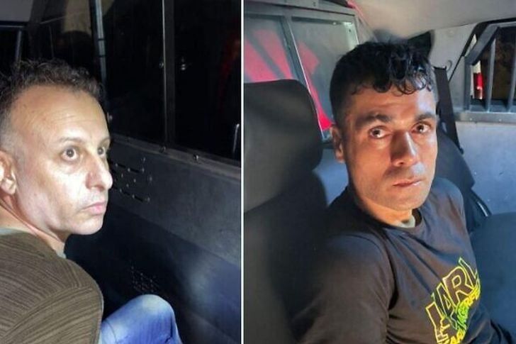 هروب الأسرى الفلسطينيين