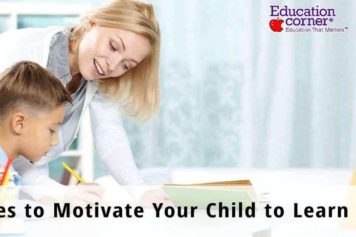 إستراتيجية لتحفيز طفلك على التعلم