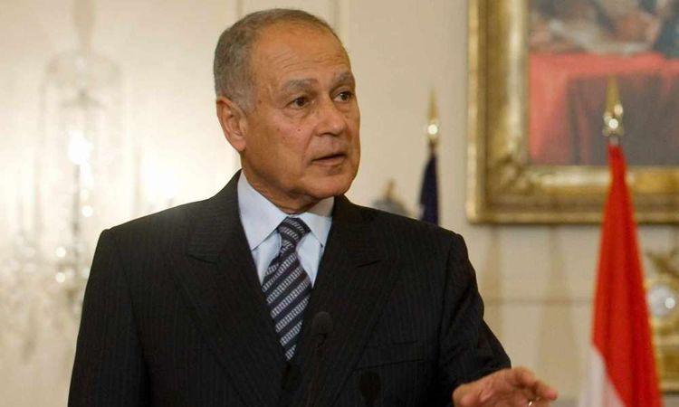 الأمين العام لجامعة الدول العربية، أحمد أبو الغيط