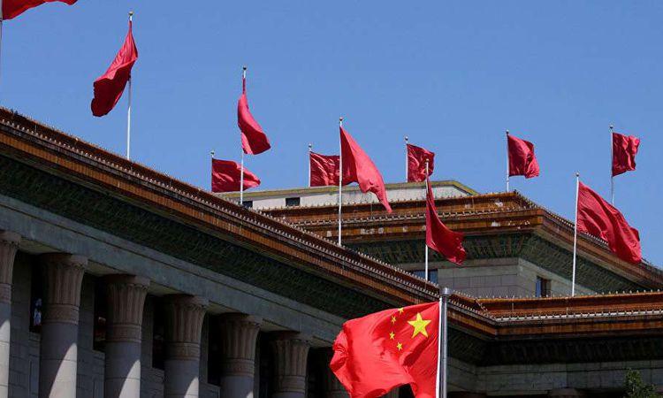 الصين والحرب التجارية