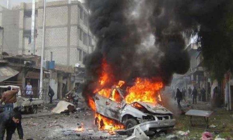 انفجار سيارة مفخخة استهدفت مجموعة من المتعاقدين الأتراك في الصومال
