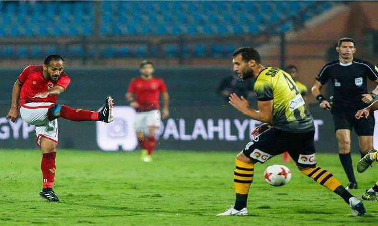 بث مباشر مباراة الأهلي والمقاولون العرب