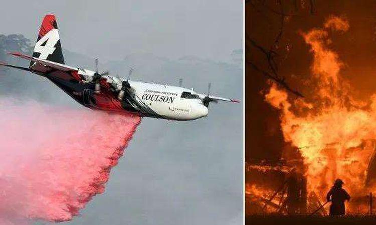 تحطم طائرة في استراليا