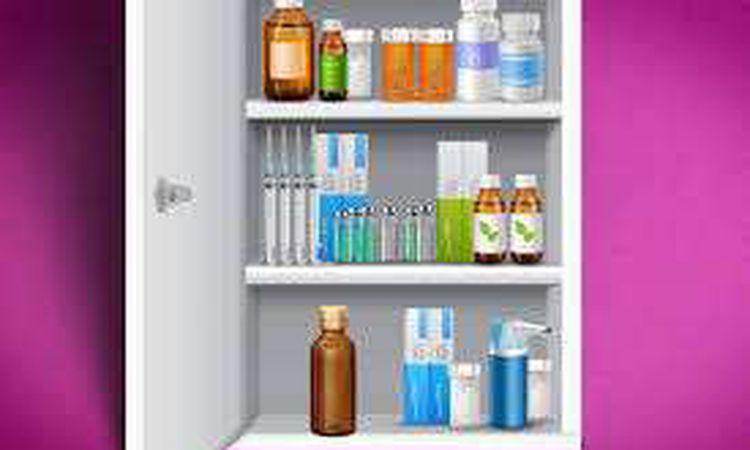 تخزين الأدوية