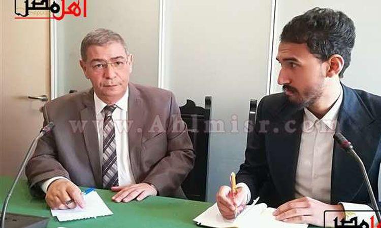 خليل حسن رئيس شعبة الاقتصاد الرقمي