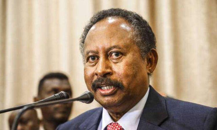عبد الله حمدوك، رئيس الوزراء السوداني