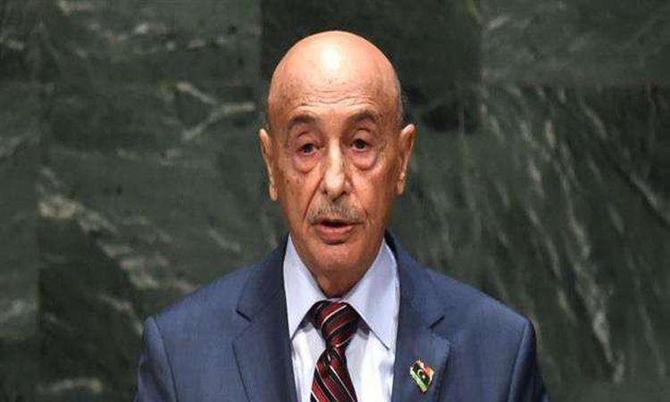 عقيلة صالح رئيس النواب الليبي