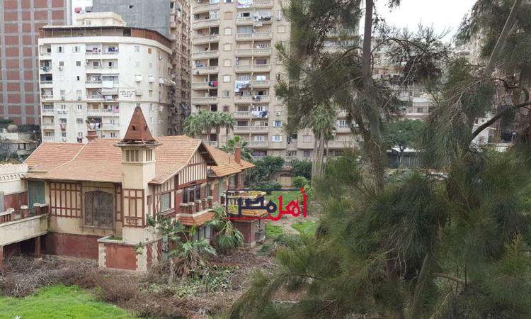 قصر محمد الفايد بالإسكندرية