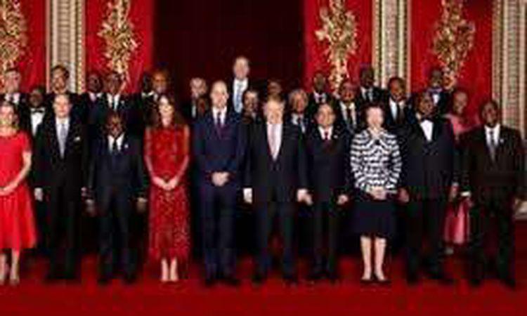 قمة الاستثمار البريطانية الأفريقية الأولى