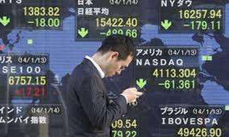 مؤشرات الأسهم اليابانية