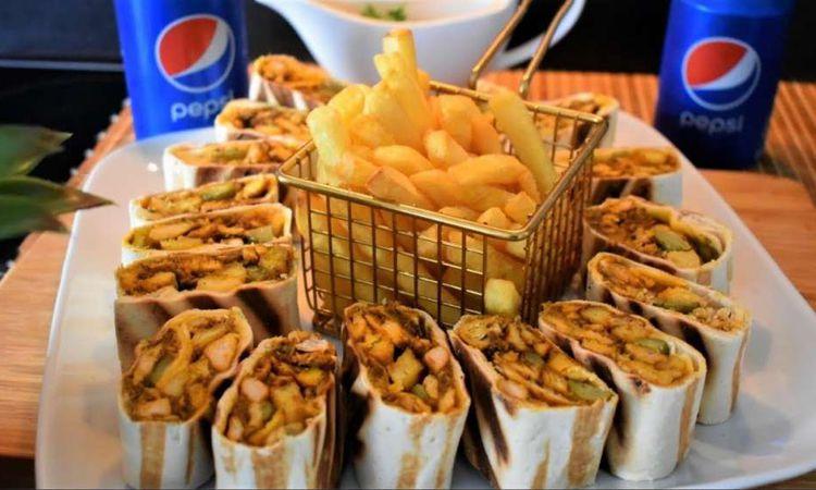 وجبات شاورما