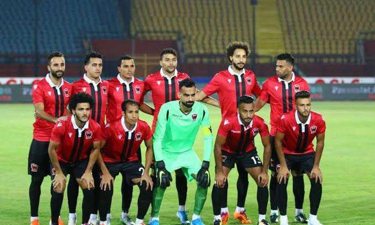 تشكيل فريق اف سي مصر أمام بيراميدز