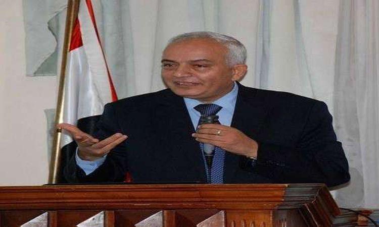الدكتور رضا حجازى رئيس قطاع التعليم العام بوزارة التربية وا