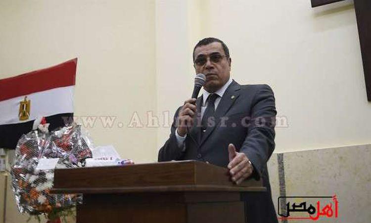 الدكتور جمال سامي، محافظ الفيوم